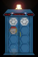 JJ Abrams TARDIS by Carthoris