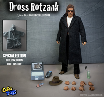 Dross Action Figure by CreepyMaker