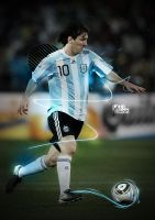Lionel Messi by PRyAnKeE