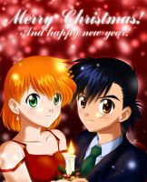 Merry Christmas 2007-2008 by LauraPaladiknight