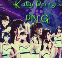 Katy Perry's PNG by Luiisa9612
