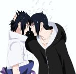 uchiha brothers by heyhey00