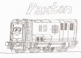 Paxton, sketch. by Blockwave
