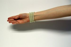 Hand with Pearls Stock2 by NoxieStock