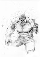 HULK by galindoart