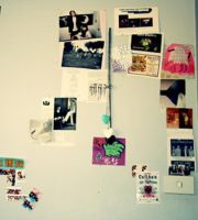 My Wall by PixieDivision