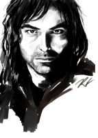 Kili sketch by rayfann