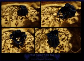 Blue Dice Bag by Mytherea