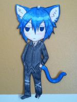 Ikuto from Shugo Chara by ChibiStarChan