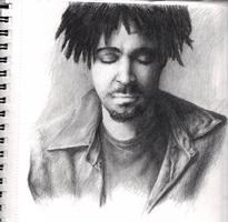 adam duritz by EpicMunchTime