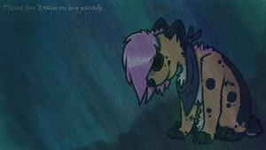 Don't Rain On My Parade. by IndigoNose