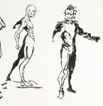 Figures by ScaryNick