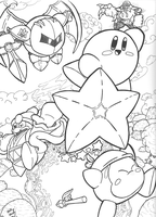 Return Flight to Dreamland ~ Kirby Commission by Th3AntiGuardian