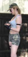 Sonya Blade by SamiEggPower