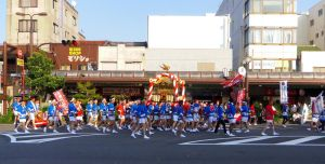 Japanese Parade 3 by moldypotatoes