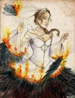 Mockingjay by MartAiConan