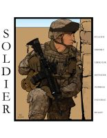 Soldier by KevinJConley1