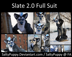 Slate Full Suit 2.0 by SaltyPuppy