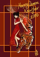 Chinese New Year 2010 by ravenchaser