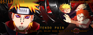 Tendo Pain by GabrielEspina005