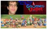 Mustang Prince Orro Reports Gnomeo and Juliet by montey4