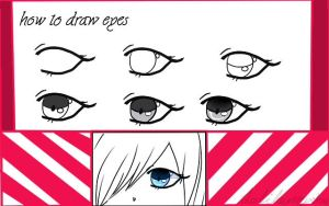 Eye tutorial by LoliBunni-chan