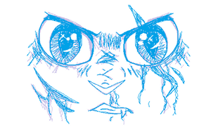 If Eren's eyes were a Cats by GriffinBlood
