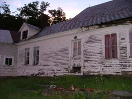Abandoned Houses in Vermont005 by TheGreatWiseAss