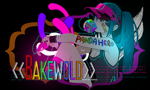 BakeWorld by Mr-Creepy