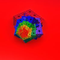 Origami Menger by Undead-Academy