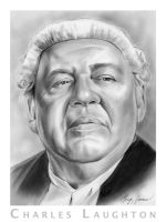 Charles Laughton by gregchapin