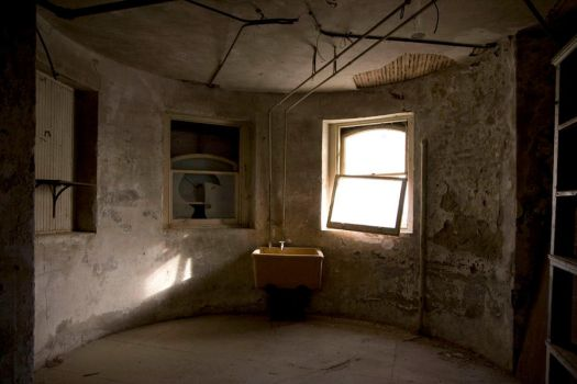 Condemned Light: Round Room by EmoraLee