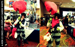 Once-ler Cosplay - Candid Shots at A-kon 23 by StrawberrySoulReaper