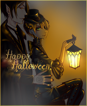 Happy Halloween by julie-from-july