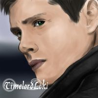 Dean Icon by TimelordLoki