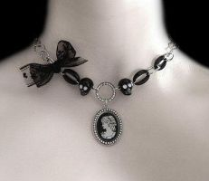 Forgotten Sins Necklace by morbid---curiosity