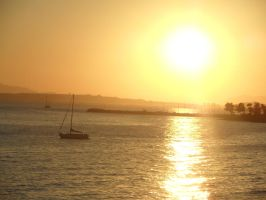 Sunset Sardinia by KatieBlack25