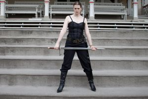 Sword pose stock 5 by Random-Acts-Stock
