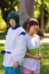 spiritedaway: a road to somewhere by ramirei