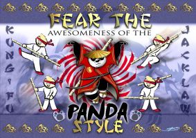 Panda Style by Rorschach-Law