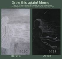 Meme  Before And After: Alone by Margott022