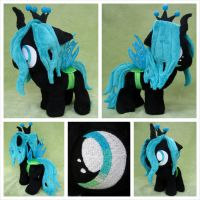 Filly Chrysalis Plush by equinepalette