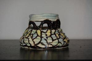 Coil pot by freehugsnow