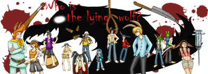 Who is the Lying Wolf? by LadyMischievous