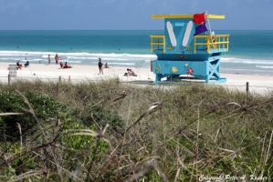 South Beach in early March by peterkopher