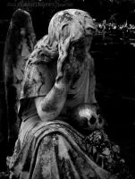 Musing Mortality 2 by Aleuranthropy