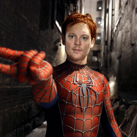 Spiderman / Cory Schneider by thepuckmonster