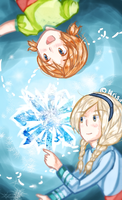 Come On Let's Build A Snowman by Airisusama