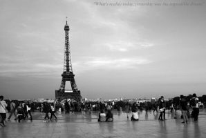Paris by SomethingNotMatter