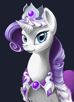 Royal Portrait by BlueNudibranch